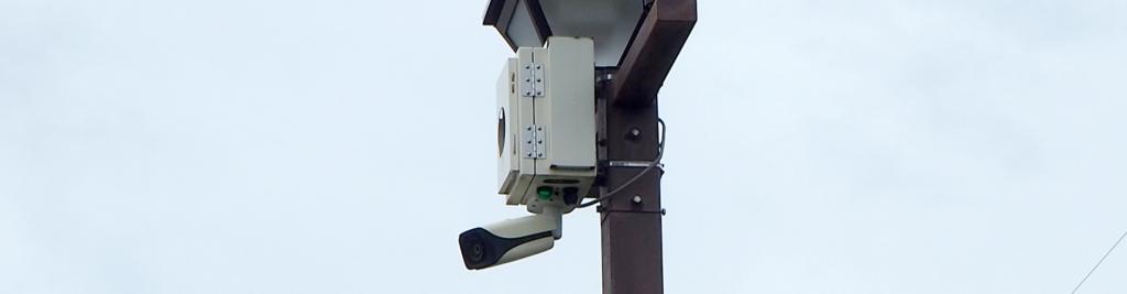 ウルトラ監視君 3M Wi-Fi 防犯カメラ